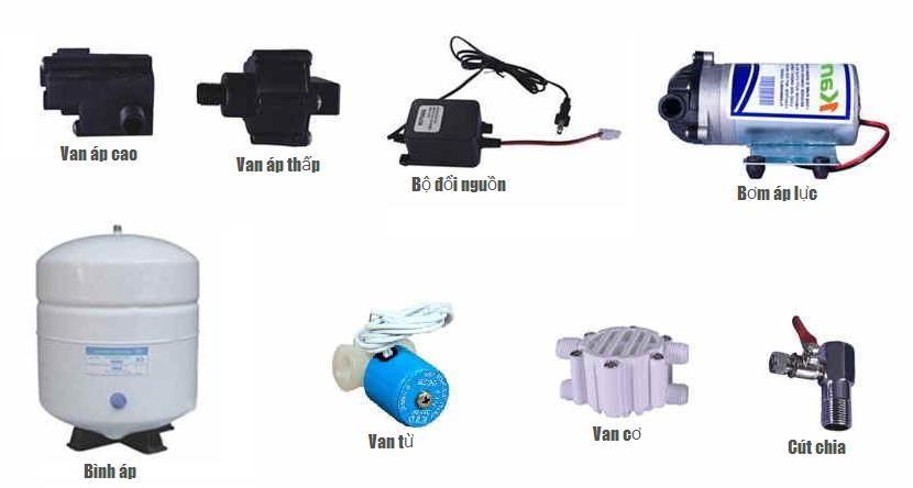 linh kiện thay thế máy lọc nước